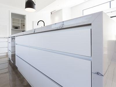 Kitchen cabinet - Island Bench