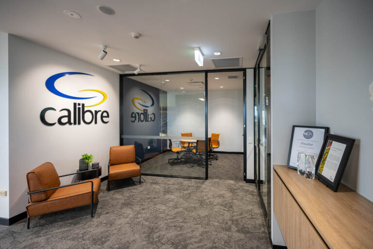 Office Fitouts - Calibre Engineering Office Maroochydore