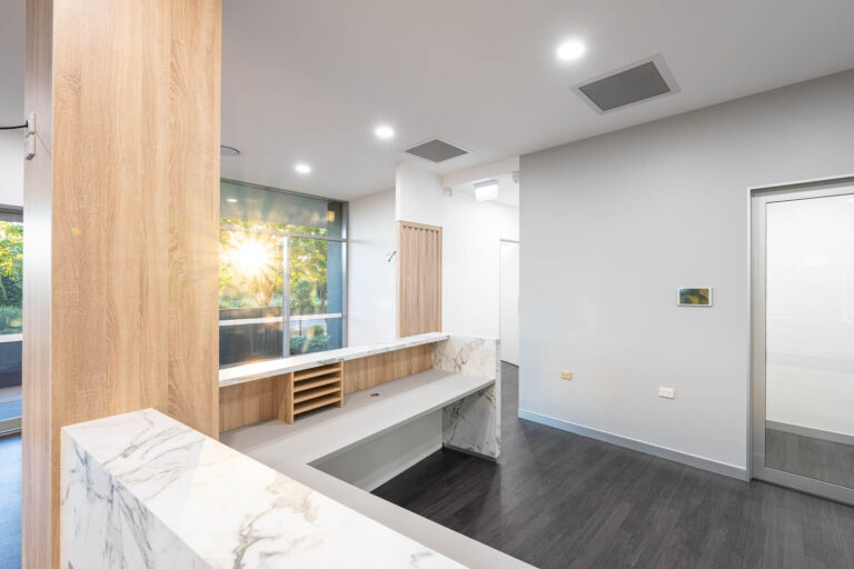 Office Fitout - Lifetime Health Medical Centre